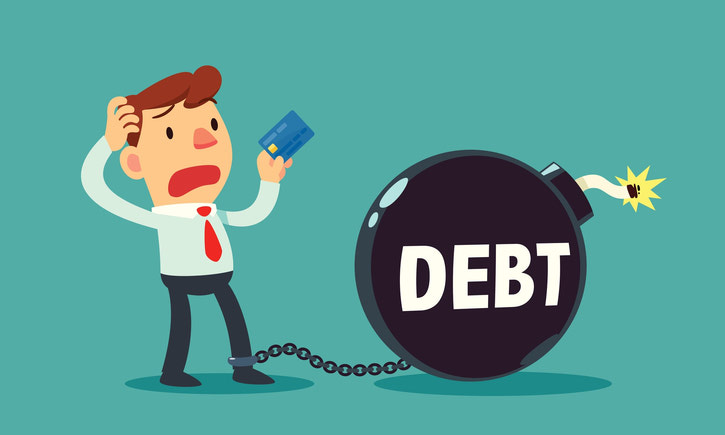 {Debt rock bottom: Four-in-10 Canadians don't know where to turn for help}