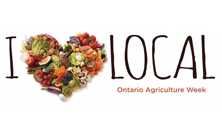 {Ontario Celebrates Farmers During Agriculture Week}
