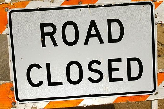 {HIGHWAY 631 CLOSED FROM WHITE RIVER TO HORNEPAYNE}