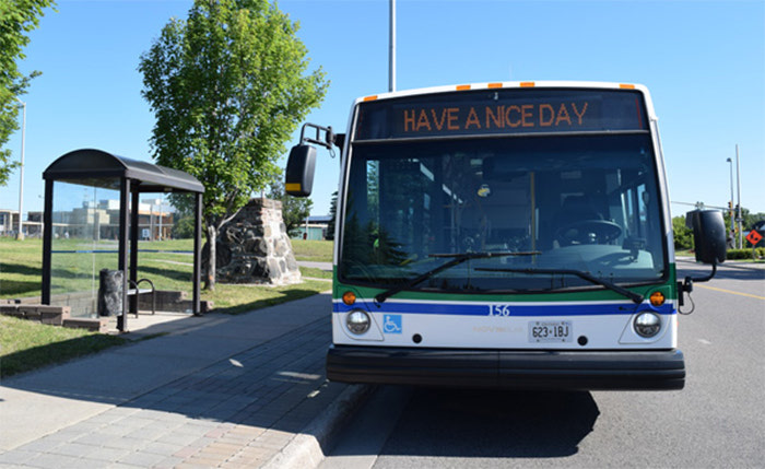 {Canada and Ontario invest in sustainable public transit infrastructure to support Sault Ste. Marie residents}