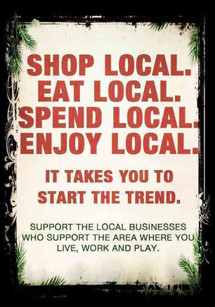 {Ontario Encourages Support of Local Small Businesses}