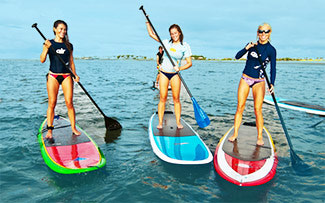 {STAND-UP PADDLEBOARD LAWS}